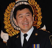 Foto von Jim Chu, Wikipedia, Polizeipräsident von Vancouver
