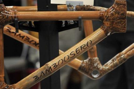 Bambus Hanf Fahrrad von Bamboosero