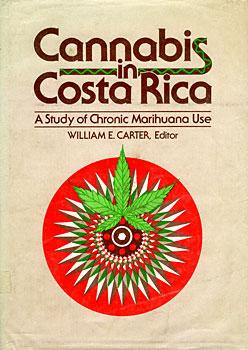 Logo der Cannabisbewegung in Costa Rica