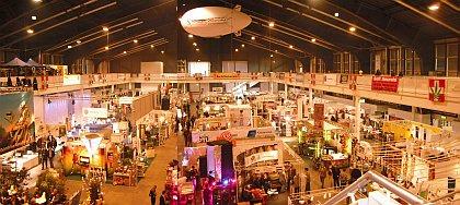 Überblick über die CannaTrade Hanffachmesse in Basel, Freitag morgen