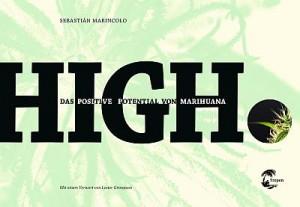 Cover Grafik vom Buch High von Sebastián Marincolo