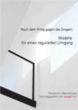 Buch Cover Grafik Nach dem Krieg gegen Drogen