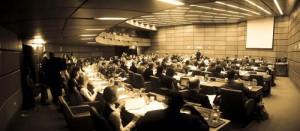 Foto vom Komittee des Ganzen auf dem Suchtstoffkongress der Vereinten Nationen - COW, CND, UNODC