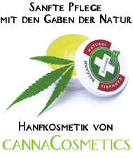 Grafik Banner von CannaCosmetics