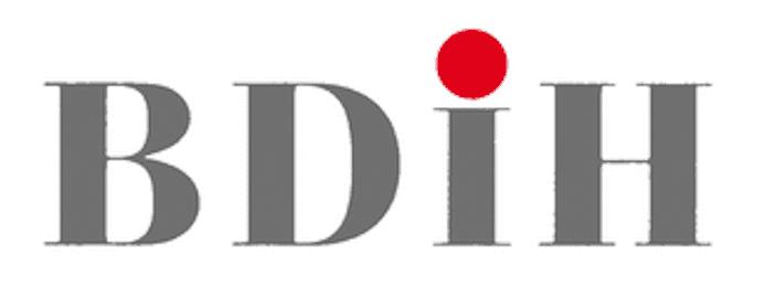 Logo des Bundesverband der Industrie- und Handelsunternehmen für Arzneimittel, Reformwaren, Nahrungsergänzungsmittel und kosmetische Mittel e.V.